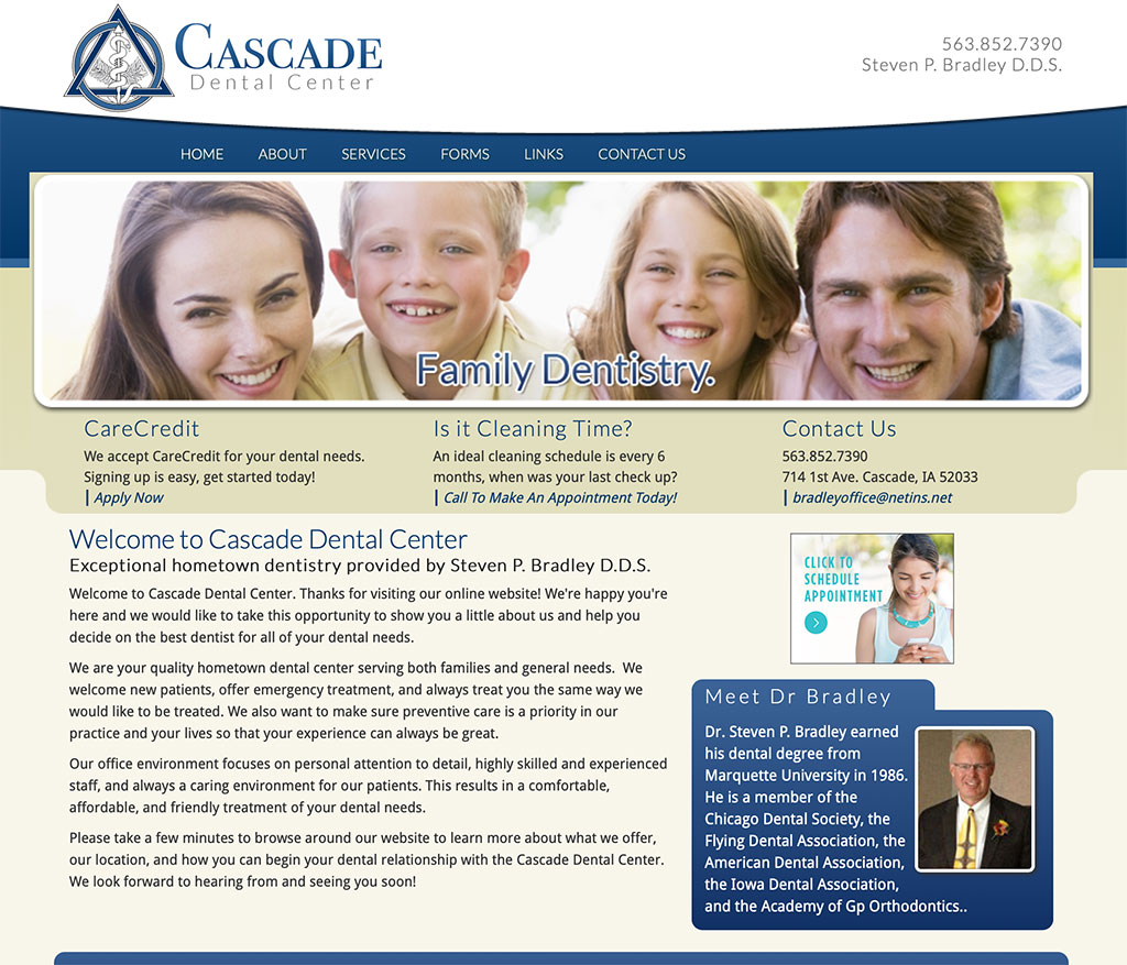 Cascade Dental Center Image