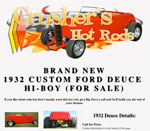 Crushers Hot Rods Image