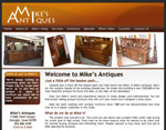 Mike's Antiques Image
